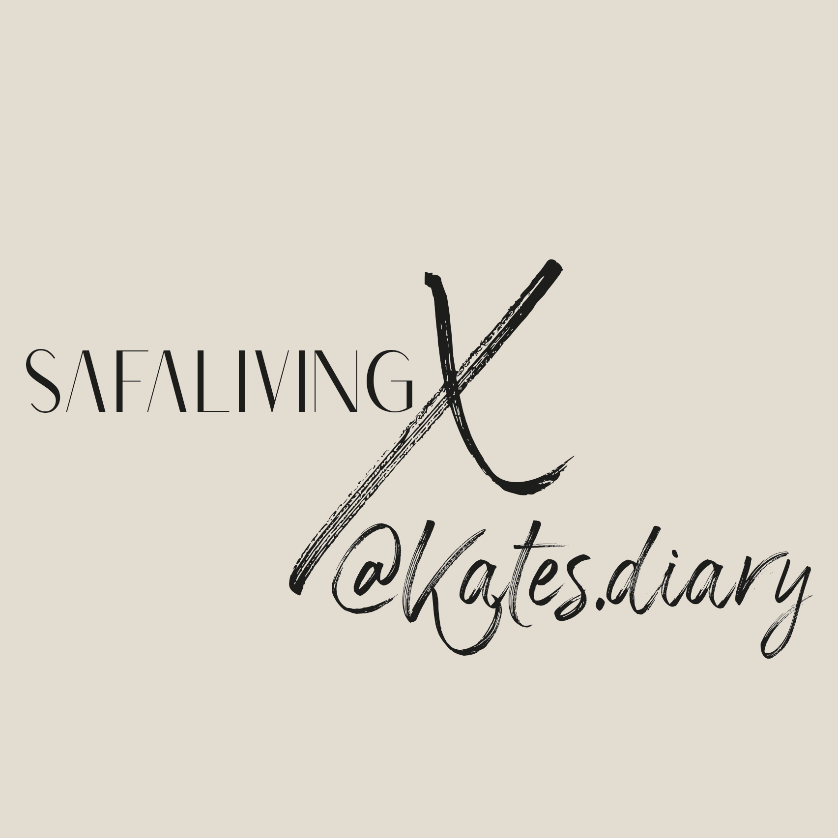 safaliving x kates.diary