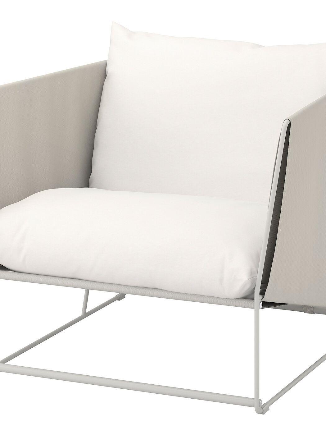 HAVSTEN Sessel, drinnen/draußen
